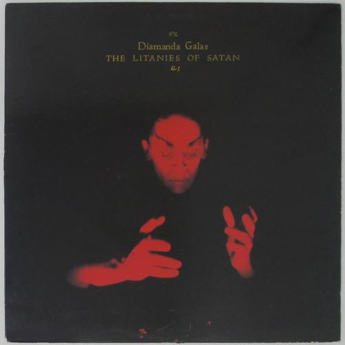 Diamánda Gálás  – The Litanies Of Satan