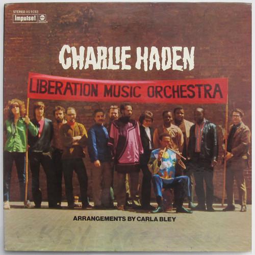 Charlie Haden – Liberation Music Orchestra