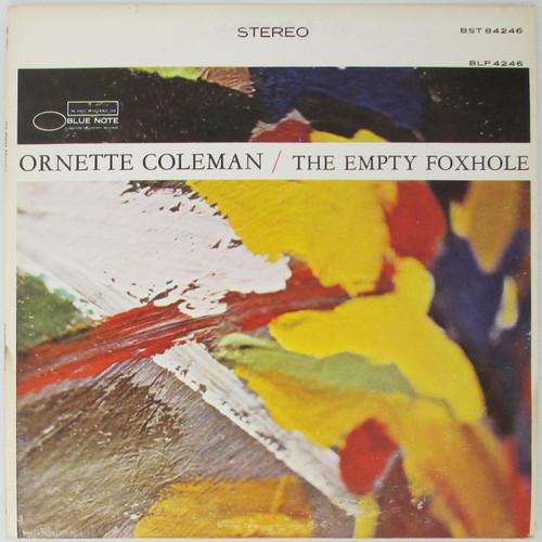 Ornette Coleman – The Empty Foxhole