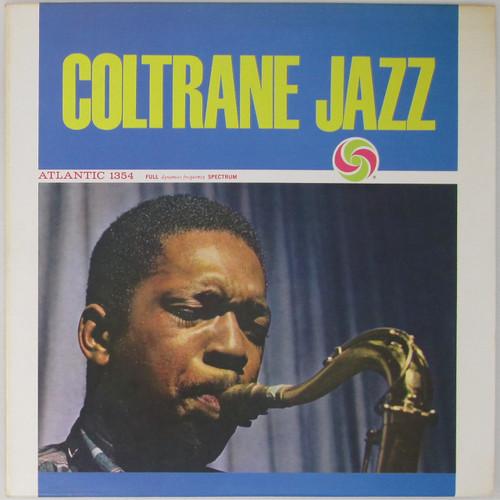 John Coltrane  – Coltrane Jazz (reissue)