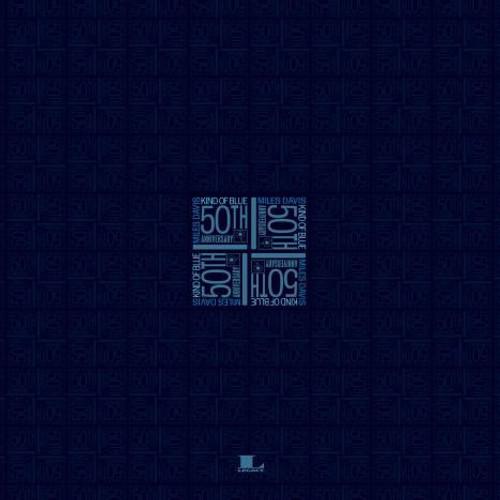 Miles Davis - Kind Of Blue (50th Anniversary Box on 200g Blue Vinyl)