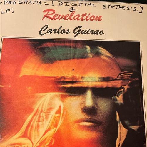 Carlos Guirao - Revelation ( 1982 Spanish Import 2 LP)