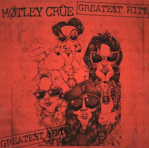 Mötley Crüe - Greate$t Hit$ (US 2009 VG+)