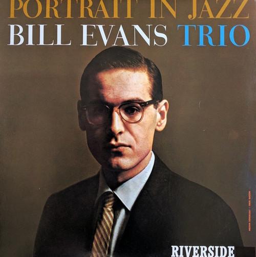 The Bill Evans Trio - Portrait In Jazz (OJC reissue)