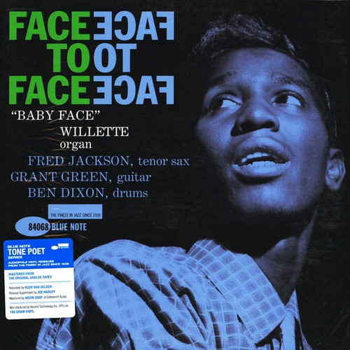 'Baby Face' Willette - Face To Face (Tone Poet)