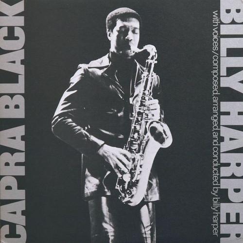 Billy Harper - Capra Black (later pressing is NM)