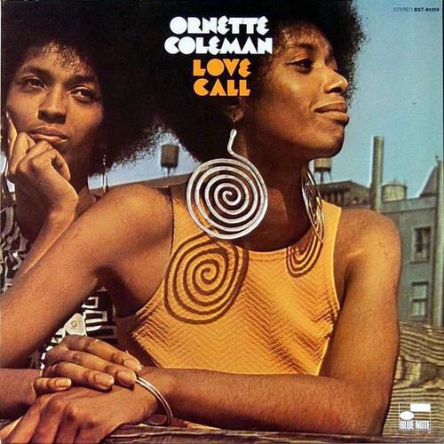 Ornette Coleman - Love Call (1971 Blue  Note VG+/VG+
