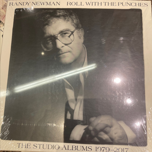 Randy Newman Roll with the Punches Studio Albums  1979-2017