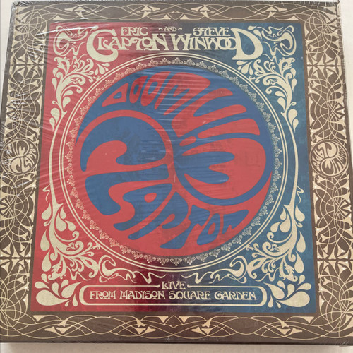 Eric Clapton and Steve Winwood  Live from Madison Square Gardens Sealed Box