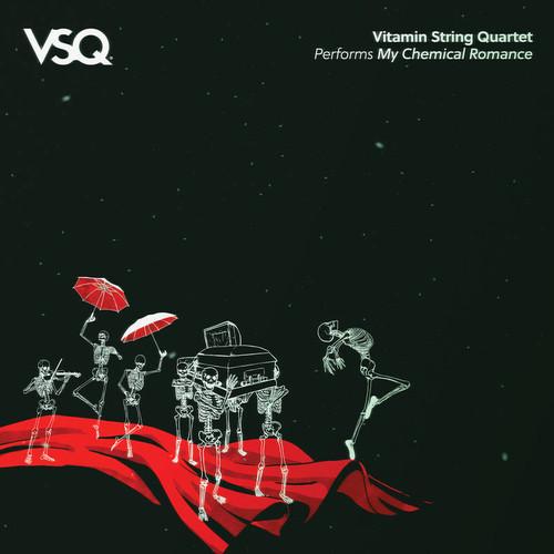 Vitamin String Quartet - Performs My Chemical Romance (RSD2 2021)