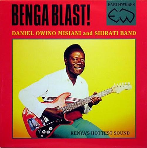 D.O. Misiani - Benga Blast! (VG+/VG+)