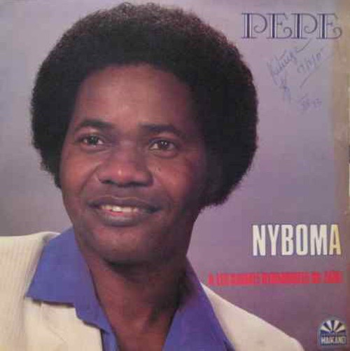 Nyboma Mwan'dido - Pepe (VG/VG+)