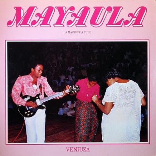 Mayaula Mayoni - La Machine A Tube (VG/VG+)
