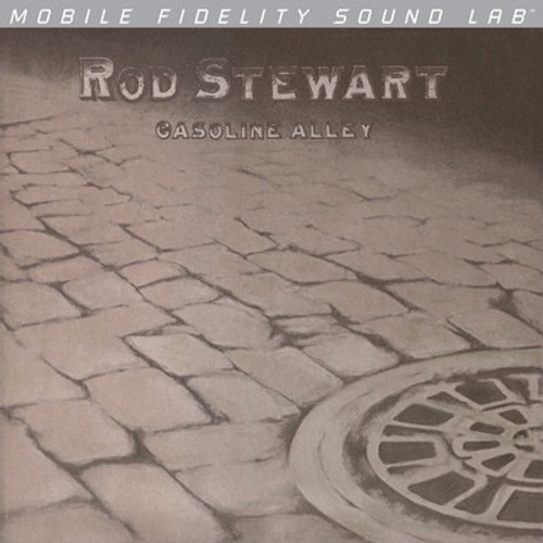 Rod Stewart - Gasoline Alley ( NM MoFi used)