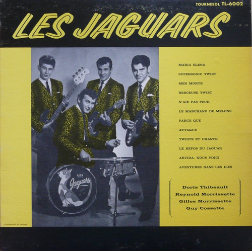 Les Jaguars - Les Jaguars ( plays OK)