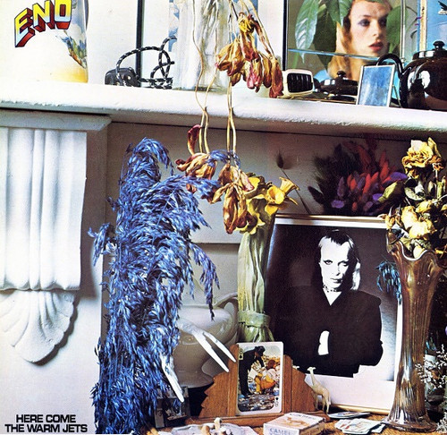 Brian Eno - Here Come The Warm Jets (  1982 Editions EG VG+)