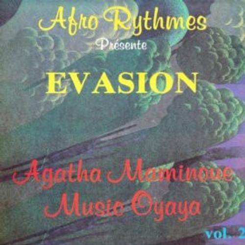 Afro Rhythms Evasion Vol.2 ( VG+/VG+)