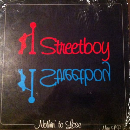 Streetboy - Nothin' To Lose  ( Sealed Canadian Private Press)
