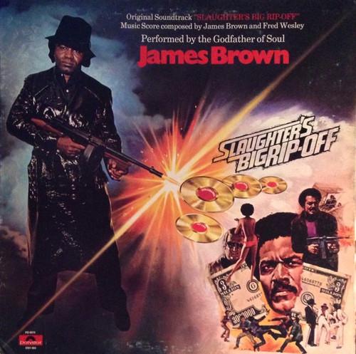 James Brown - Slaughter's Big Rip-Off (Original Motion Picture Soundtrack) VG+