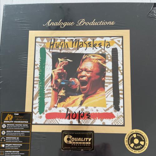 "Hugh Masekela - Hope (4 x 12"" 200g LPs)"