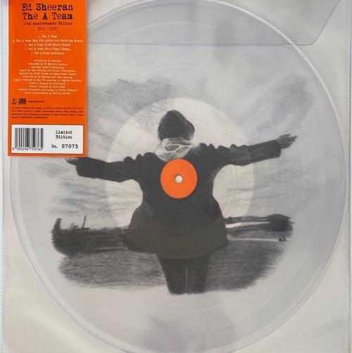 RSD2021 - Ed Sheeran - The A Team (10th Anniversary Edition)