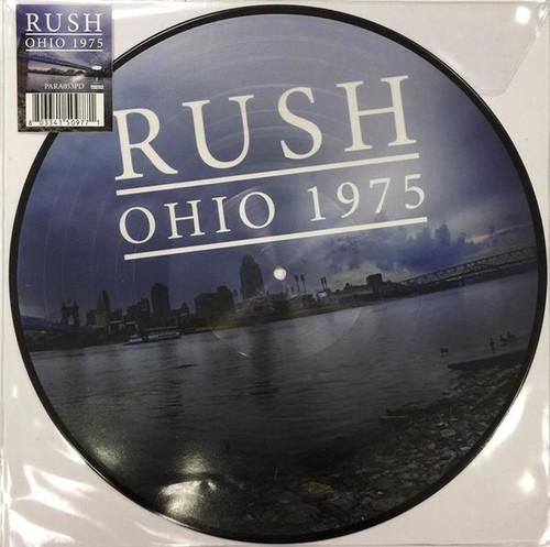 RUSH - Ohio 1975 (Unofficial Parachute Picture Disc)