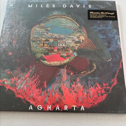 Miles Davis - Agharta (MOV)
