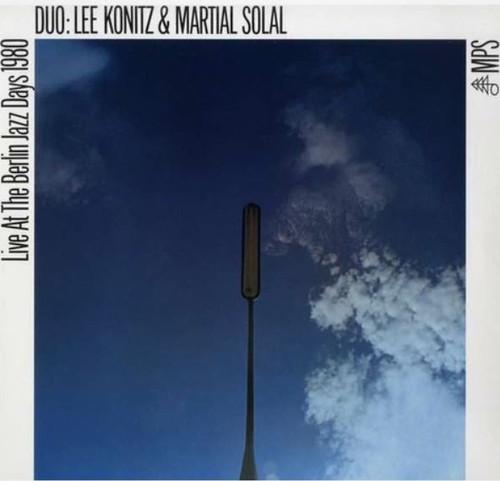 Lee Konitz - Live At The Berlin Jazz Days 1980 (2021 Reissue)