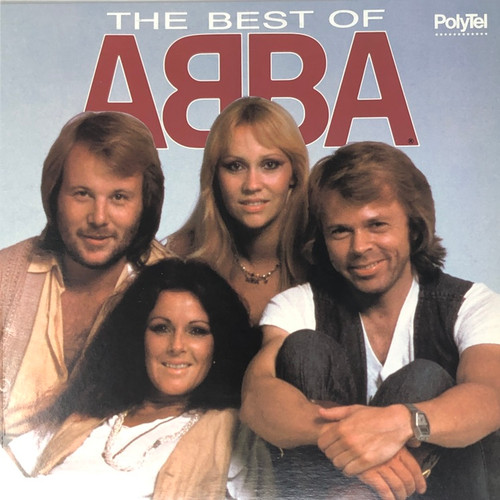 ABBA - The Best of ABBA (1988 Compilation)