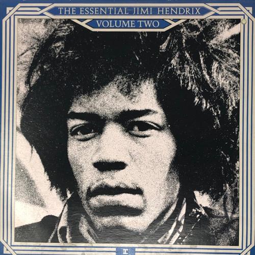 "Jimi Hendrix - The Essential Jimi Hendrix Volume Two (Rare Canadian Promo with 7"" Single)"