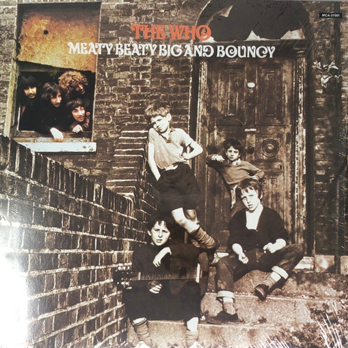 The Who - Meaty Beaty Big and Bouncy (in Open Shrink)