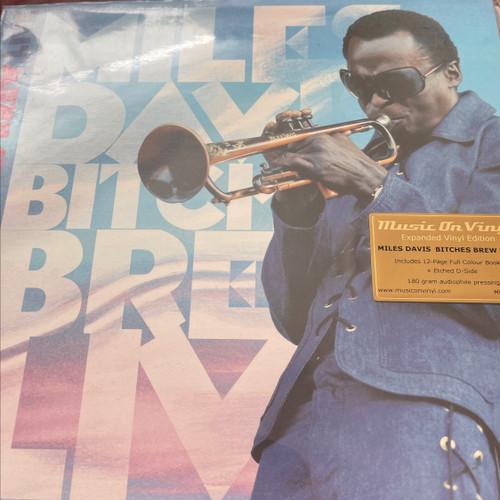 Miles Davis Bitches Brew Live 2 LP (MOV)