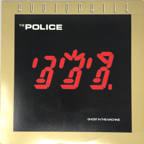 The Police - Ghost In The Machine (Audiophile Series Pressing)