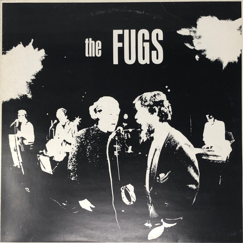 The Fugs - The Fugs II (Early Reissue VG+)