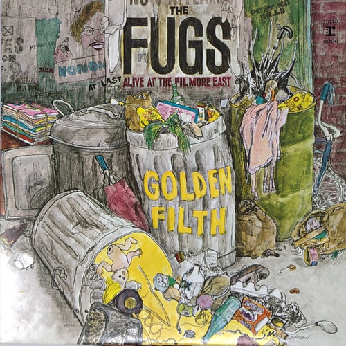 The Fugs - Golden Filth (Early Canadian Reissue)