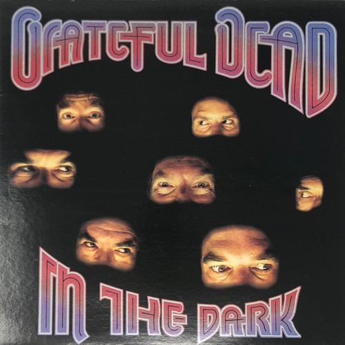 The Grateful Dead - In The Dark (1987 Canadian Pressing)
