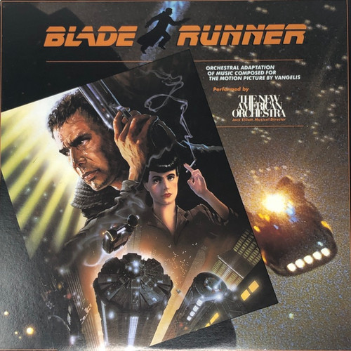 The New American Orchestra - Blade Runner (Motion Picture Soundtrack)