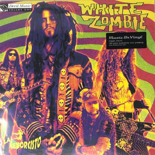 White Zombie - La Sexorcisto: Devil Music Vol. 1 (2012 EU MOV Pressing)