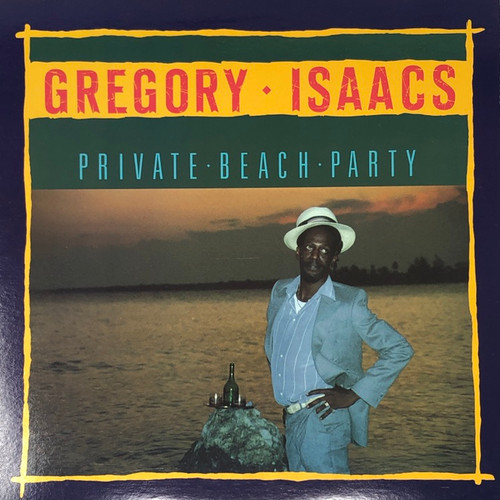 Gregory Isaacs - Private Beach Party