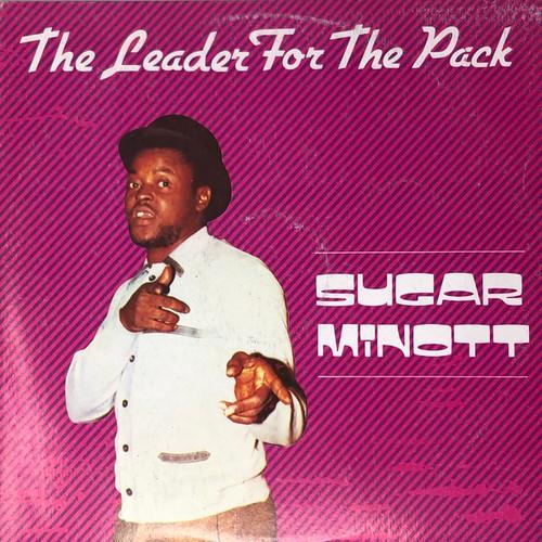 Sugar Minott - The Leader For The Pack (1985 Jamaïcain Press)