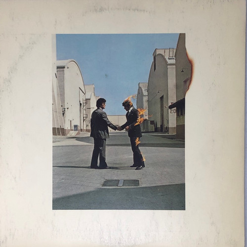 """Pink Floyd - Wish You Were Here (Japanese """"Supo"""" Pressing)"""