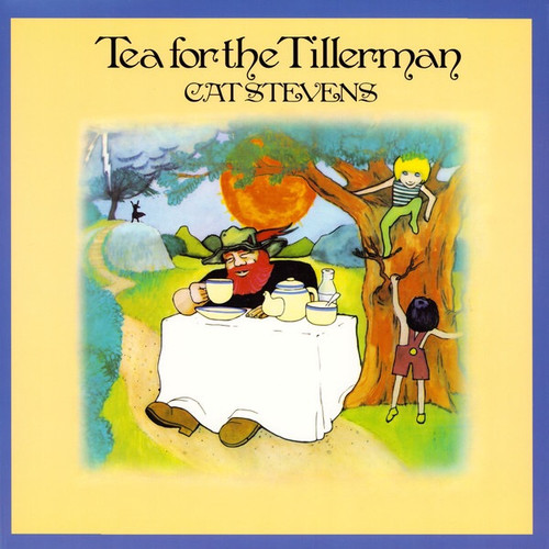 Cat Stevens - Tea For The Tillerman (2011 Analogue Productions 200g)