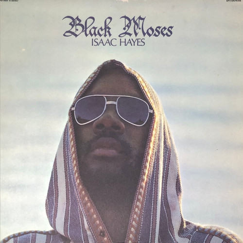 Isaac Hayes - Black Moses (US Fold Out Cover VG)