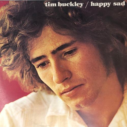 Tim Buckley - Happy Sad (70's UK Reissue)