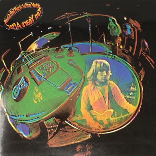 Ten Years After - Rock & Roll Music To The World (1972 UK Pressing)