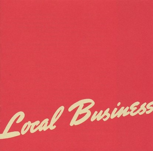 Titus Andronicus - Local Business (US 2012 Red Vinyl)