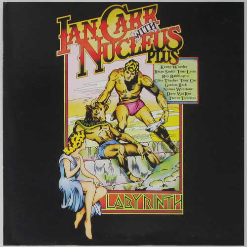Ian Carr with Nucleus – Labyrinth (Reissue - see description!)