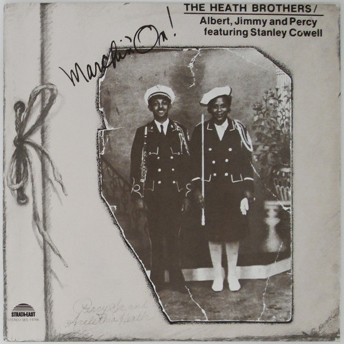 The Heath Brothers - Marchin' On! (Reissue - see description!)