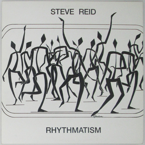 Steve Reid - Rhythmatism (Reissue - see description!)