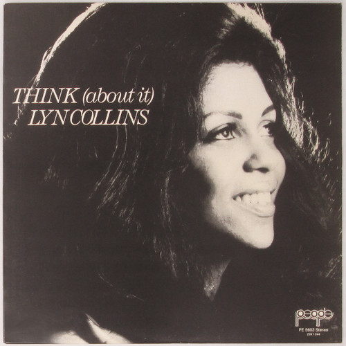 Lyn Collins - Think (Reissue - see description!)